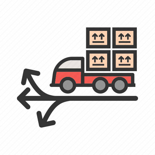 Cargo, container, delivery, industry, port, ship, shipping icon - Download on Iconfinder