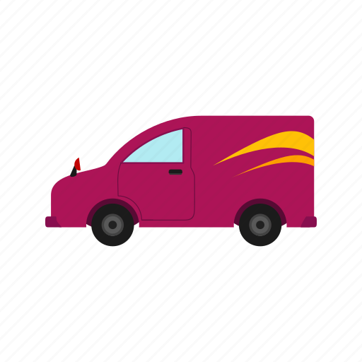 car, delivery, free, service, shipping, transport, van icon