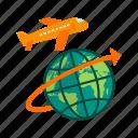 cargo, flight, jet, global, plane, freight, airplane