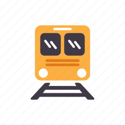 cargo, container, delivery, freight train, railroad, shipping, transport icon