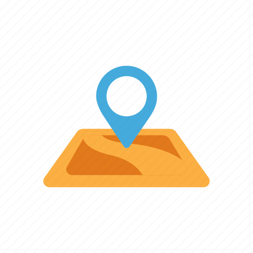 direction, gps, location, map, navigation, route, symbol icon