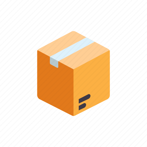 box, cargo, delivery, logistic, package, shipping icon