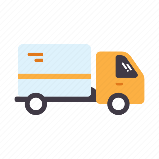 cargo, delivery, logistic, shipping, transport, truck icon