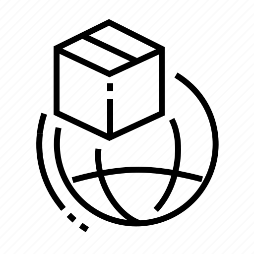 Cargo, international, logistics, shipping icon - Download on Iconfinder