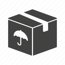 box, container, gift, object, package, packaging icon