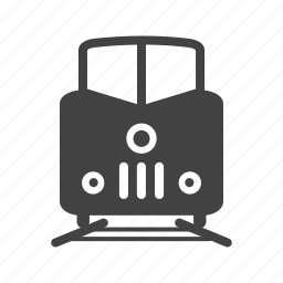 cargo, delivery, freight, locomotive, train, transport, vehicle icon