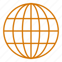globe, globel, international, location, logistic, transport, travel icon