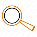 find, logistic, search icon