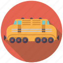 cargo, locomotive, logistics, railway, shipping, train, transport icon