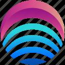 circle, creative, design, logo, logogram, shape