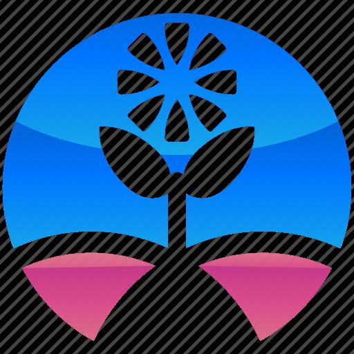 creative, design, farm, farming, logo, logogram, shape icon
