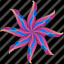 feathers, logogram, creative, design, logo, shape