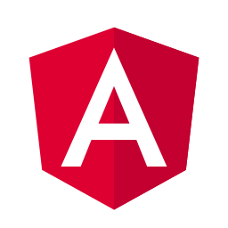 angular, coding, development, front-end, javascript, logo, web icon