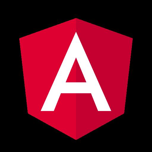 Angular, coding, development, front-end, javascript, logo, web icon - Free download
