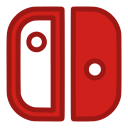 nintendo, switch icon