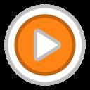 media, player, window icon