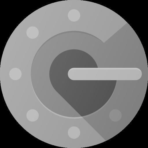 authenticator, brand, brands, google, logo, logos icon