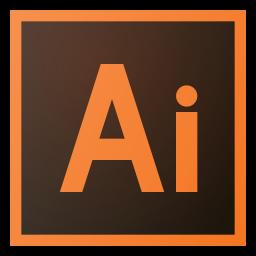 adobe, brand, brands, illustrator, logo, logos icon