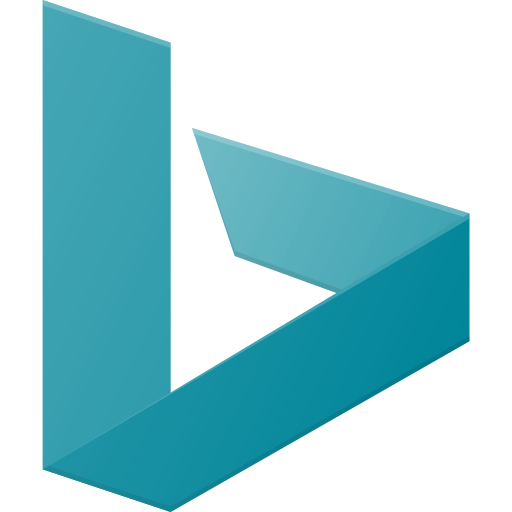 bing, brand, brands, logo, logos icon