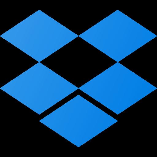 brand, brands, dropbox, logo, logos icon