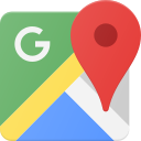 brand, brands, google, logo, logos, maps icon