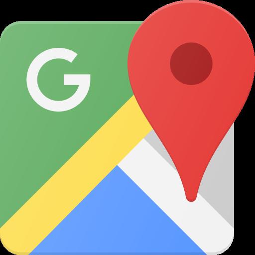brand, brands, google, logo, logos, maps icon
