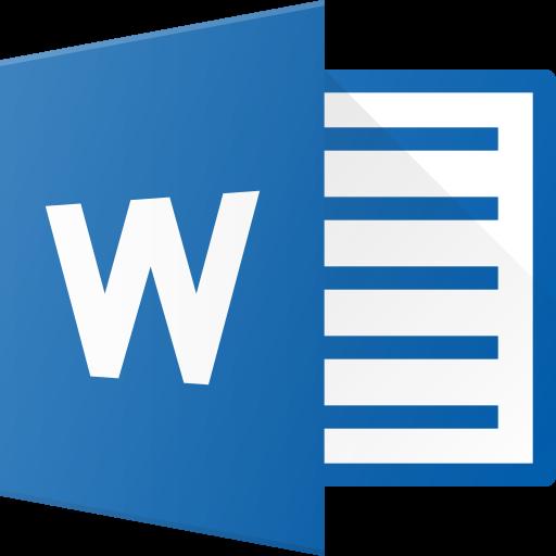 logo brand brands logos word 512 [Роман Павлов] Word: продвинутые возможности работы с текстом