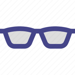 director, find, glasses, look icon