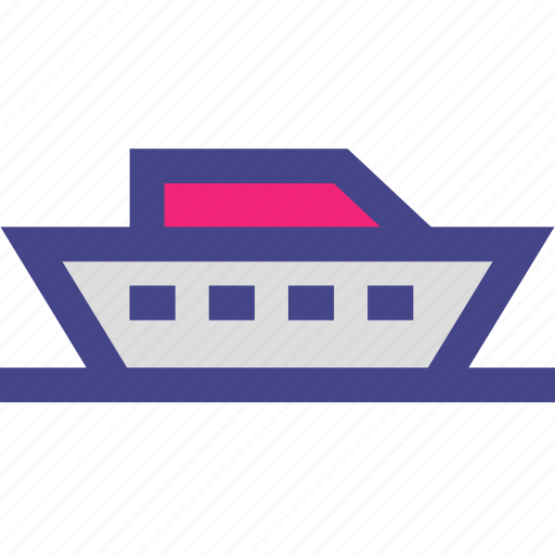 boat, famouse, rich, sail icon