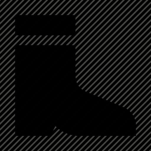 boot, fashion, footwear, shoe icon