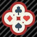 casino, entertainment, hobbies, poker icon