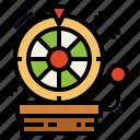 casino, entertainment, machine, wheel