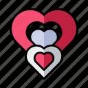 couple, love, lover, pink, romance, valentine, valentine day