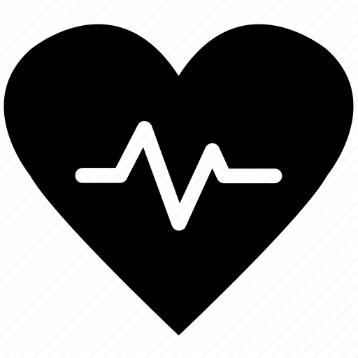 activity, beat, healthy, heart, pulse icon