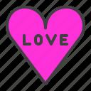 love, heart, valentine, day