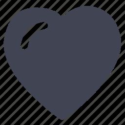 heart, love, marriage, valentine icon