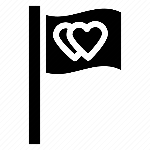happiness, love greeting, love mail, love sign icon