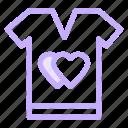 love, polo, romance, tshirt, wdding icon