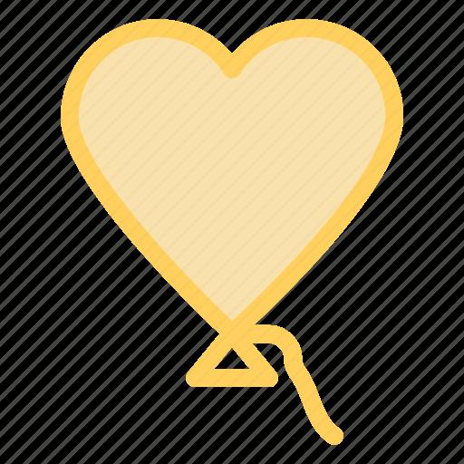 baloon, love, romance, wedding icon