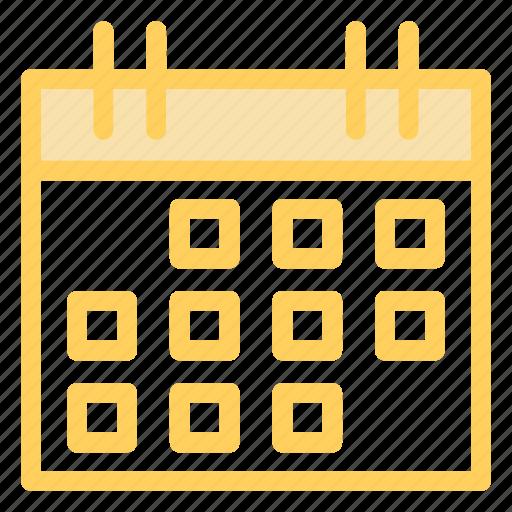 calendar, date, event, valentine icon