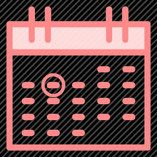 calendar, date, event, secdual icon