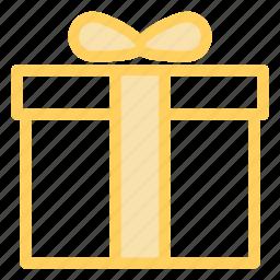 gift, love, present, wedding icon
