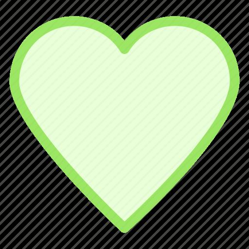 heart, like, love, romance, wdding icon