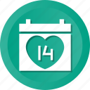 date, love, schedule, valentine, wedding icon