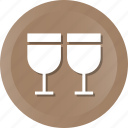 celebration, drink, party, romance, wedding, wine icon