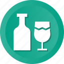 alcohol, celebration, drink, party, romance, wedding, wine icon