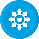 blossom, flower, love, nature, rose, rosebud, valentine icon