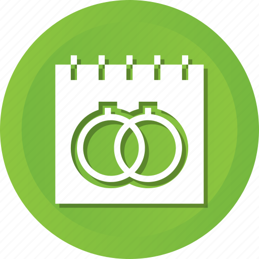 ceremony, date, day, engagement, wedding icon
