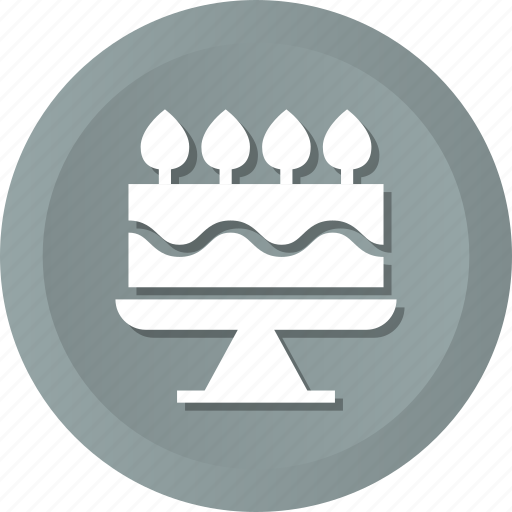 birthday, cake, engagement, love, party, romance, wedding icon
