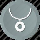 locket, love, sign icon